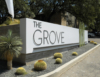 grove apartments new sign