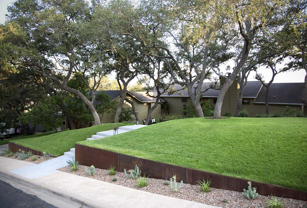Cat Mountain Austin Outdoor Design